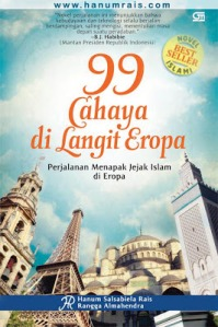 99 Cahaya di Langit Eropa : Book vs Movie